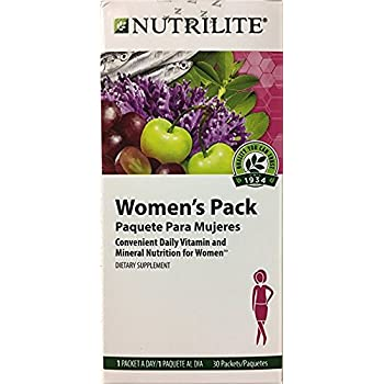 Nutrilite® Women's Pack–30 Packets