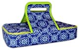 DII Insulated Market Basket or Picnic Tote, Perfect for Holidays...