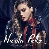 Nicola Peltz 2021-2022 Calendar: Calendar 2021-2022 ,18 months ? 8.5 x 8.5 inch High Quality Images