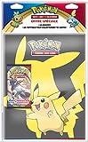 Pokémon - Espada y Escudo de la Serie 1 (EB01) - Pack Portfolio + Booster, POB09EB01