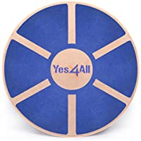 Yes4All Wobble Balance Exercise Board