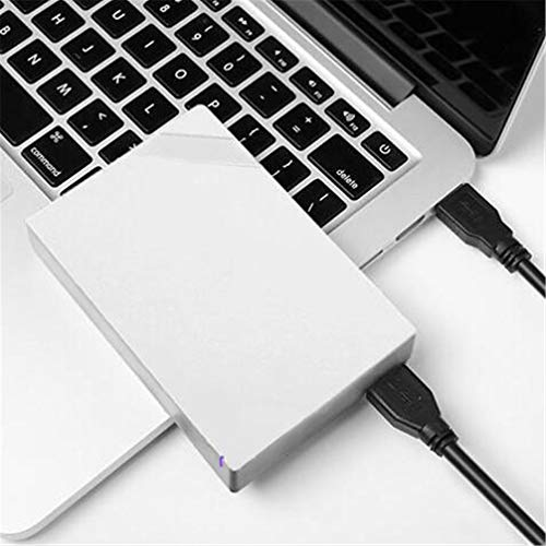 Bbhhyy Discos Duros Externos, De Alta Velocidad USB 3.0 De Disco Duro De 60 GB / 80 GB / 100 GB / 120 GB / 160 GB / 320 GB / 500 GB / 750 GB / 1 TB / 2 TB De Disco Duro Móvil De Memoria Grande