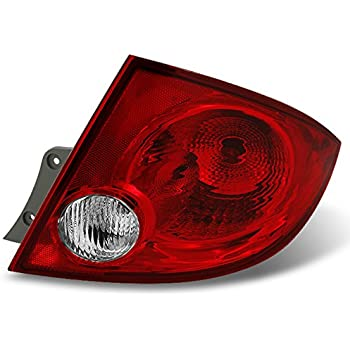 Chevy Cobalt Sedan Replacement Tail Light Assembly 1-Pair