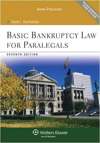Image OfBasic Bankruptcy Law For Paralegals