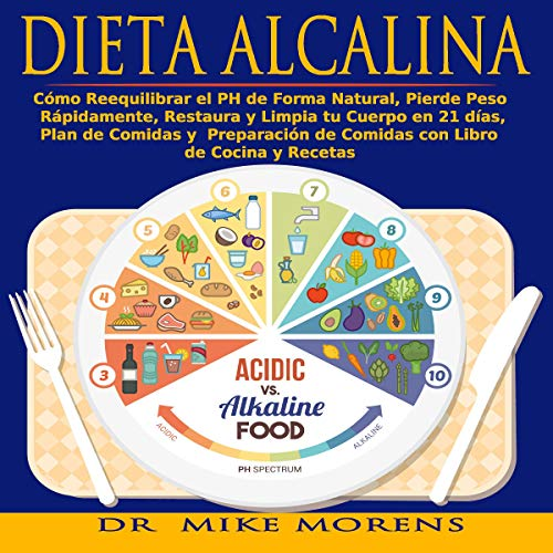 Dieta Alcalina: Cómo Reequilibrar el PH de Forma Natural [Alkaline Diet: How to Rebalance the PH in a Natural Way] Titelbild