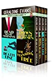 RAFFERTY & LLEWELLYN BOXED SET: BOOKS 1 TO 4: British Detectives (Rafferty & Llewellyn British Mystery Series) (English Edition)
