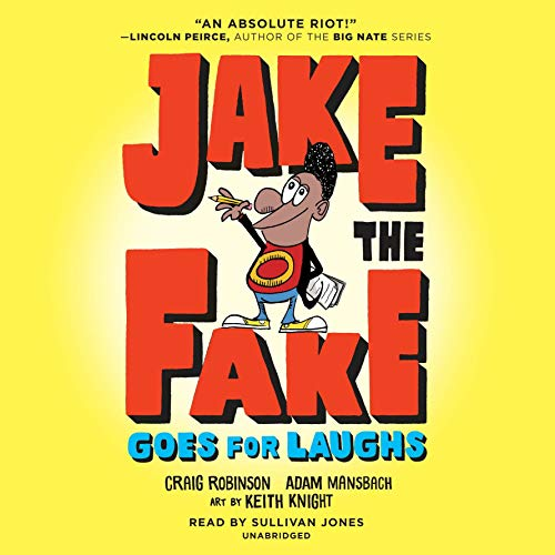 Jake the Fake Goes for Laughs Titelbild