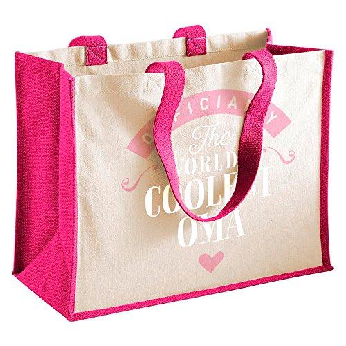 Oma cadeau, oma verjaardag geschenk tas, persoonlijke oma cadeau, oma, oma tas, leuk oma cadeaus, oma Grappig, cadeaus, oma cadeaus van dochter, oma aandenken, Shopper, boodschappentas…