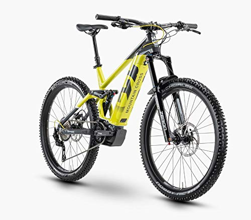 Husqvarna Mountain Cross 4 Shimano Steps Fullsuspension Elektro Mountain Bike 2020*