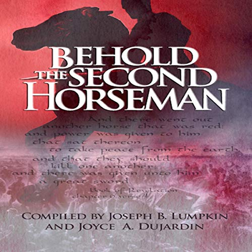 Behold the Second Horseman audiobook cover art