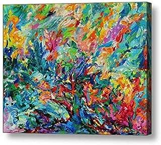 "Sunshine Daydream - 11.13""H x 14""W Canvas Print"