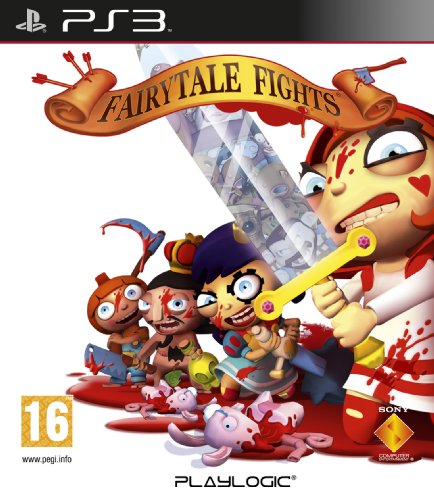 Fairytale Fights (PS3) [import anglais]