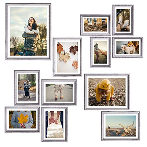Homemaxs 12 Pack Picture Frames ...