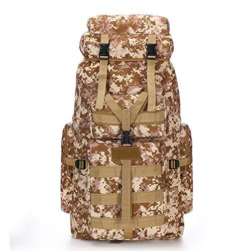 TYOLOMZ 70L with rear bracket waterproof high strength backpack multifunctional outdoor bag