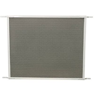 "Prime-Line Products PL 15941 Patio Sliding Screen Door Grille, 48 in., Aluminum Construction, White in Color, 48"", White"