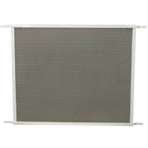 Prime-Line Products PL 15941 Patio Sliding Screen Door Grille, 48 in., Aluminum Construction, White in Color, 48″, White