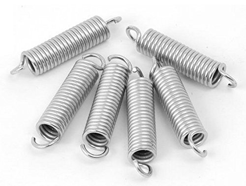 2-7/8' [18 Turn] Replacement Furniture Springs Sofa Bed / Daybed / Rollaway Bed / Trundle - Set of 6