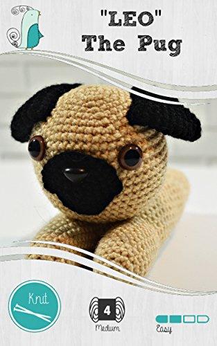 crochet #pug | Bichinhos de croche, Faça e venda artesanato ... | 500x313