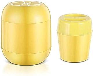 WGNHM Yogurt Maker- Mini Automatic Yogurt Machine Homemade Yogurt Maker,Cheese Maker Set ,Yogurt Maker (Color : Yellow)