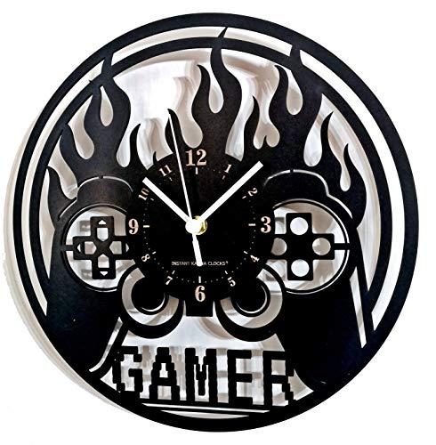 Instant Karma Clocks Reloj de Pared...