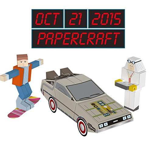 OCT 21 2015 Papercraft