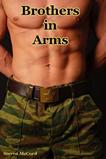Brothers in Arms (Gay Military Erotica) (Battle for Love: 1)