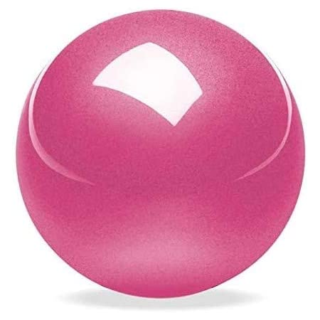 ぺリックス PERIPRO-303 GP 34 mm 交換用トラックボール 光沢仕上げ ピンク スピード型 PERIMICE-517/717/520/720またはロジクール/M575/M570 /エレコムのトラックボールマウスと互換性有り【正規保証品】