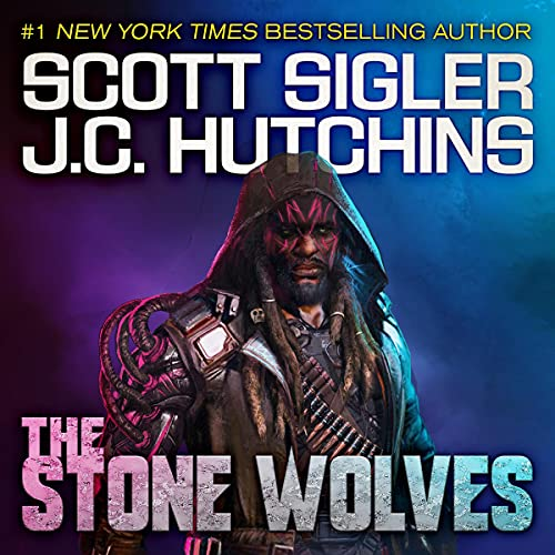 The Stone Wolves: (Galactic Football League) Audiobook By Scott Sigler, J.C. Hutchins cover art