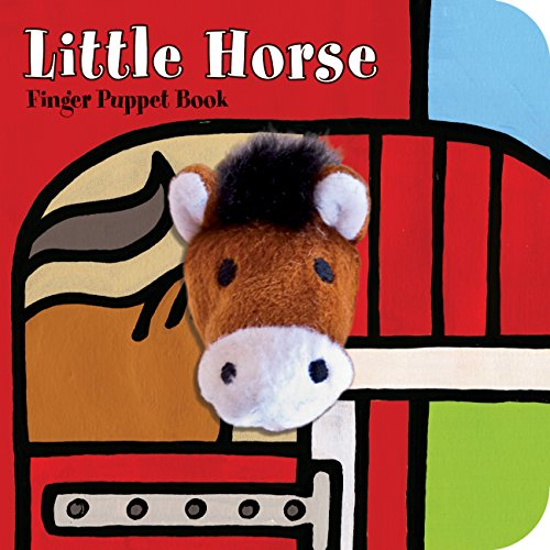 Little Horse: Finger Puppet Book: (Finger Puppet Book for Toddlers and Babies, Baby Books for First Year, Animal Finger Puppets) (Little Finger Puppet Board Books)