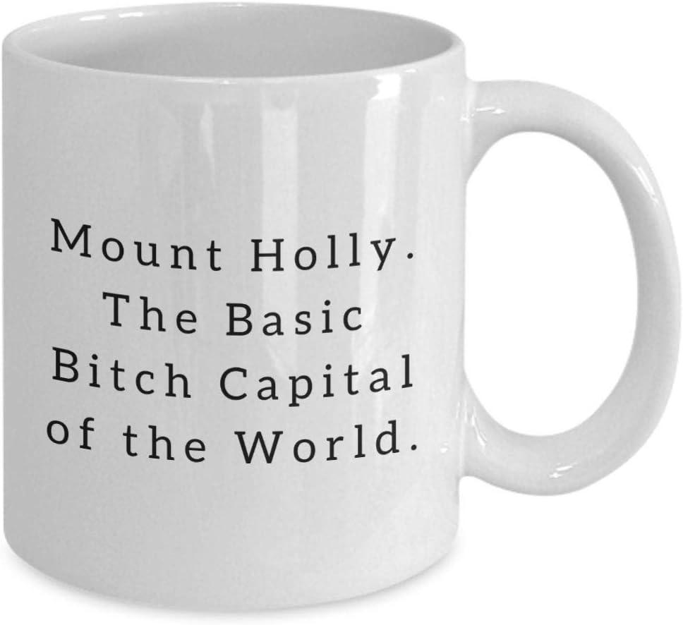 Basic Bitch Funny Coffee Mug