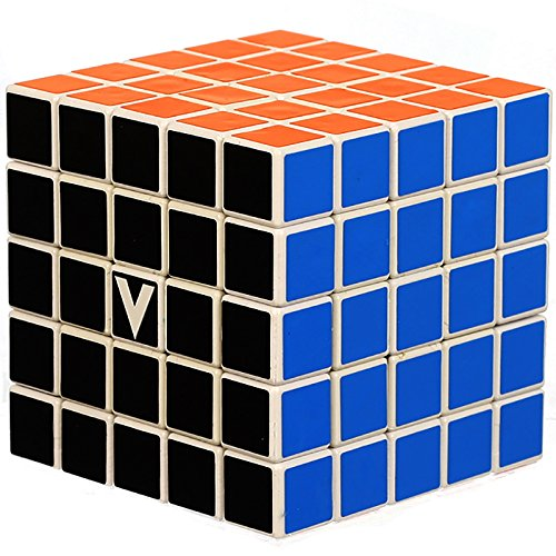 Verdes- 5 x 5 x 5 Rompecabezas Cubo Velocidad de rotaci&Oacuten, Multicolor (Compudid 100487)