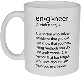 Engineer Definition Coffee Tea Mug by Neurons Not Included