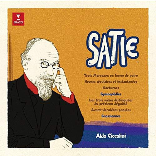 Satie: Gymnopedies & Gnossiennes [Vinilo]
