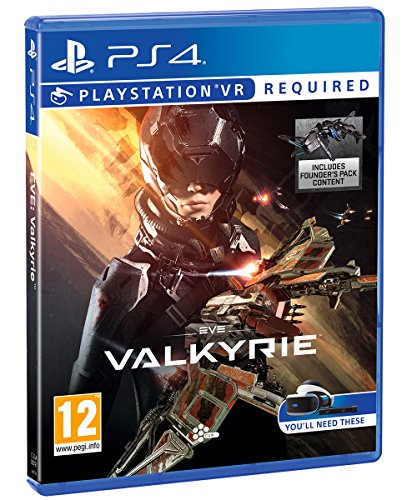 SONY PS4 EVE VALKYRIE VR PER PS4 VERSIONE ITALIANA