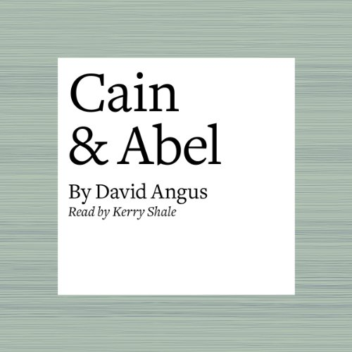Cain & Abel audiobook cover art