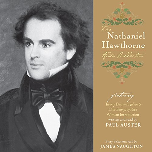 The Nathaniel Hawthorne Audio Collection audiobook cover art