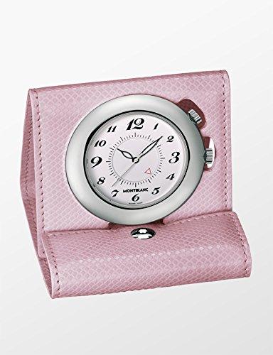 Montblanc Boheme - Despertador de viaje, color rosa