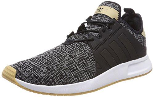 adidas Originals Herren Adidas X_PLR AH2360 Fitnessschuhe, Schwarz (Negbás / Gum3 000), 44 EU