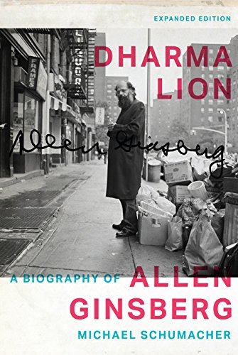 Dharma Lion: A Biography of Allen Ginsberg (English Edition)