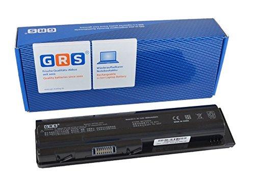 GRS Batterie avec 8800mAh pour HP Pavilion dv4t dv4 dv5 dv5t dv6 dv6t Compaq Presario CQ40 CQ41 CQ45 CQ50 CQ60 CQ70 remplacé: HSTNN-CB72 484171-001 HSTNN-LB72, HSTNN-IB73, HSTNN-UB72