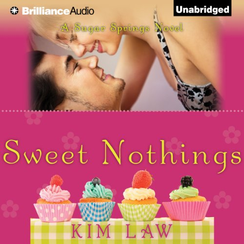 Sweet Nothings audiobook cover art
