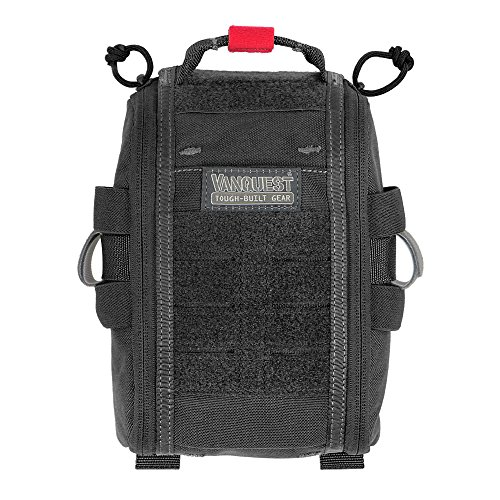 VANQUEST FATPack 5x8 (Gen-2) First Aid Trauma Pack (Black)