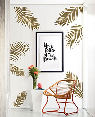 simple shapes wall decals - 2
