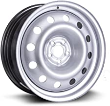 17x7 5x100 steel wheels