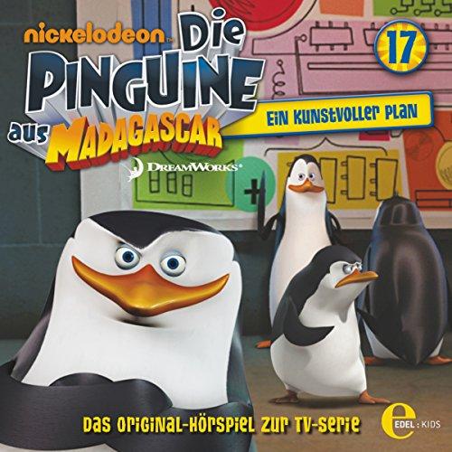 Ein kunstvoller Plan (Die Pinguine aus Madagascar 17) Titelbild
