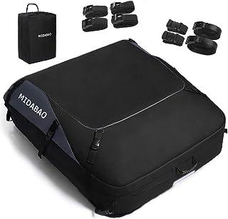 MIDABAO - Bolsa de techo para coche, impermeable, 20 unidades, impermeable, con o sin bastidores