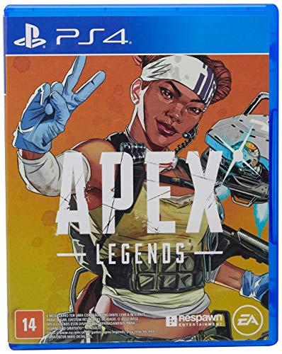 Apex Legends - Ed Lifeline Br PlayStation 4