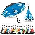 Sharpty Inverted Umbrella, Umbrella Windproof, Reverse…
