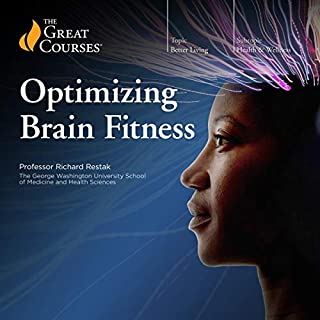 Optimizing Brain Fitness cover art