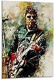 Tankaa Noel Gallagher Leinwand-Kunst-Poster und